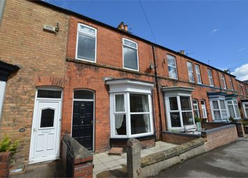 Thumbnail 3 bed terraced house for sale in Oak Road, Scarborough, North Yorkshire