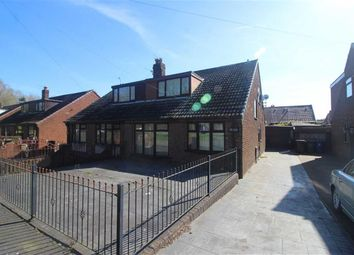 Thumbnail 2 bed semi-detached bungalow for sale in Bickershaw Lane, Abram, Wigan