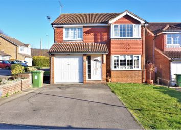 Thumbnail 4 bed detached house for sale in Baynham Close, Bexley