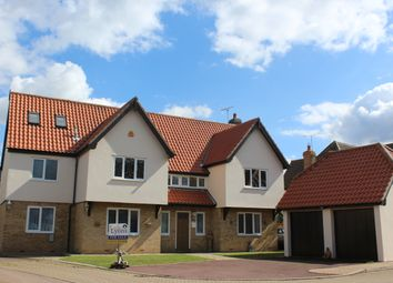 Thumbnail 6 bed detached house for sale in Haddon Mead, South Woodham Ferrers