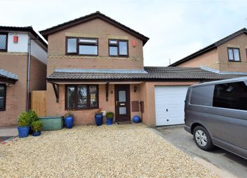 Thumbnail 3 bed detached house for sale in Churchfields, Barry