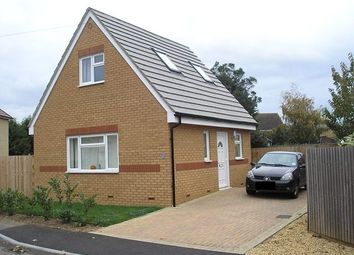 Thumbnail 1 bed detached house to rent in Lime Tree Walk, Biggleswade