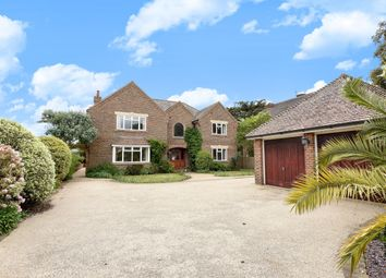 Thumbnail 5 bed detached house for sale in Saint Catherines Road, Hayling Island