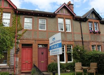Thumbnail 3 bedroom terraced house for sale in Bishop's Gardens, The Haining, Dunblane