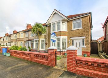 Thumbnail 3 bed end terrace house for sale in Coniston Avenue, Fleetwood