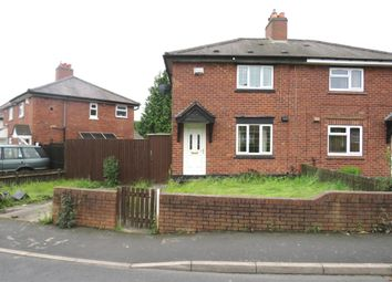 Thumbnail 2 bedroom semi-detached house for sale in Cypress Road, Dudley