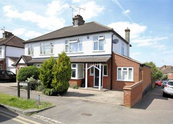 Thumbnail 3 bed semi-detached house for sale in Oak Road, Epping