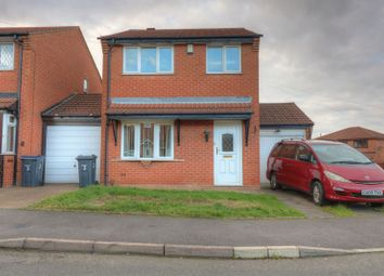 Thumbnail 3 bed detached house for sale in Broomy Close, Birmingham