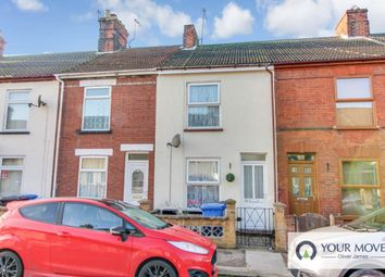 Thumbnail 3 bed terraced house for sale in Queens Road, Lowestoft