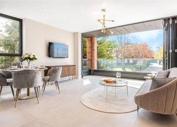 The Mansion, 13 Eastbury Avenue, Northwood HA6. 2 bed flat for sale
