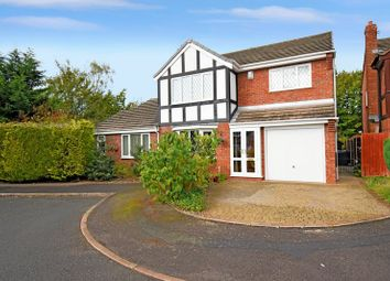 Thumbnail 5 bed detached house for sale in Swan Gate, Shawbirch, Telford