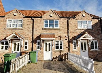 Thumbnail 2 bed terraced house to rent in Beck Lane, Keyingham, Hull