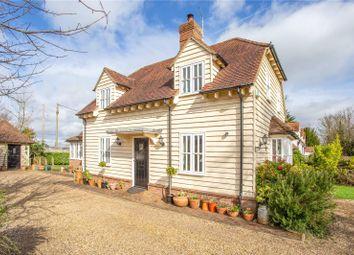 Thumbnail 3 bedroom detached house for sale in Woodside Green, Great Hallingbury, Bishop's Stortford, Hertfordshire