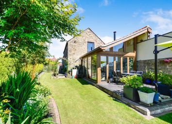 Thumbnail 4 bed barn conversion for sale in Clowne Road, Barlborough, Chesterfield