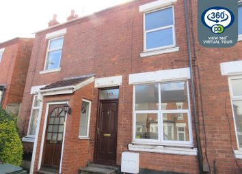 Thumbnail 2 bed terraced house to rent in Highland Road, Earlsdon, Coventry