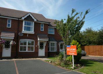 Thumbnail 2 bed terraced house to rent in 45 Latchford Lane, Berwick Grange, Shrewsbury