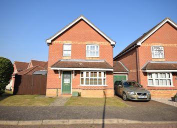 3 bed detached house for sale in Ash Rise, Halstead CO9