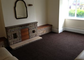 Thumbnail 4 bed end terrace house to rent in Crookes, Sheffield