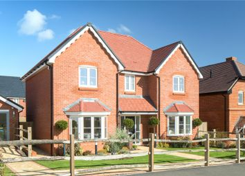 Thumbnail 4 bed detached house for sale in Lymington Bottom Road, Medstead, Alton, Hampshire