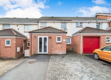 Thumbnail 3 bed terraced house for sale in Chapel River Close, Andover