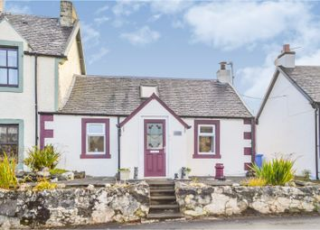 Thumbnail 2 bedroom cottage for sale in Main Street, Leadhills