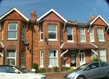 Thumbnail 2 bed flat to rent in Belmore Road, Eastbourne