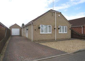 Thumbnail 3 bed detached bungalow for sale in Walnut Close, Wisbech St. Mary, Wisbech