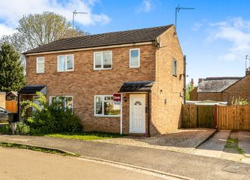 Thumbnail 2 bed semi-detached house for sale in Rectory Road, Hook Norton, Banbury