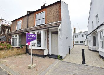 Thumbnail 2 bed semi-detached house for sale in Nascot Street, Nascot Wood, Hertfordshire
