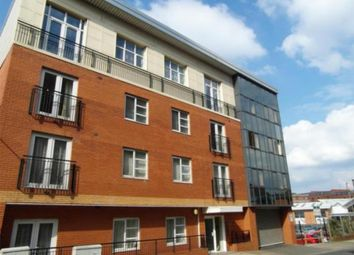 1 bed flat to rent in The Qube 2, Birmingham, First Floor 1 Bedroom Apartment B1