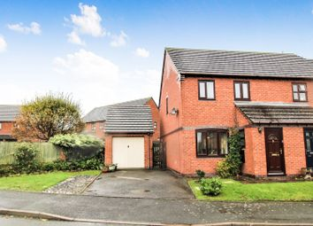 Thumbnail 3 bed semi-detached house for sale in High Cross Avenue, Cross Houses, Shrewsbury