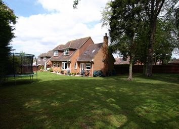 Thumbnail 4 bed detached house for sale in Bramley Meadows, Newport Pagnell, Buckinghamshire
