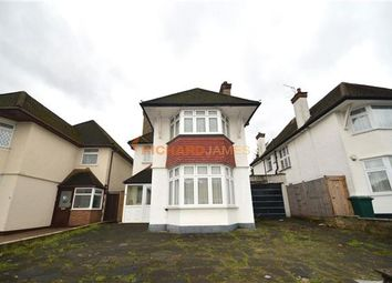 Thumbnail 4 bed detached house for sale in Edgwarebury Lane, Edgware