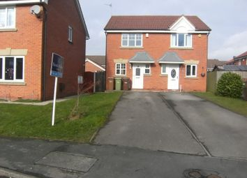 Thumbnail 2 bed property to rent in Holly Approach, Ossett