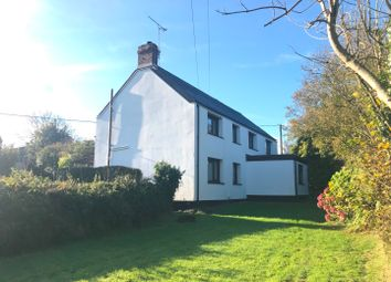 Thumbnail 4 bed detached house for sale in Llanteg, Narberth