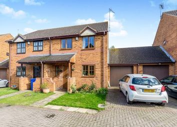 3 bed semi-detached house for sale in Lodge Close, Little Houghton, Northampton, Northamptonshire NN7