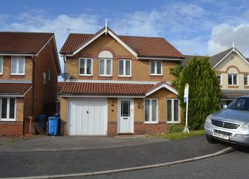 Thumbnail 4 bed detached house to rent in Shakespeare Avenue, Southdene, Kirkby