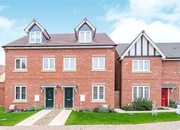 Thumbnail 3 bed semi-detached house for sale in Hogarth Court, Sible Hedingham, Halstead