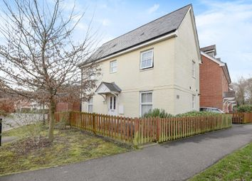 Thumbnail 3 bed detached house to rent in Hermitage, Berkshire