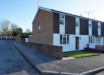 Thumbnail 3 bedroom end terrace house for sale in Reedham Gardens, Wolverhampton