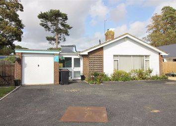 Thumbnail 3 bed detached bungalow to rent in Shepherd Close, Highcliffe, Christchurch
