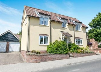 Thumbnail 3 bed detached house for sale in Bildeston, Ipswich, Suffolk