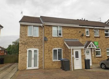Thumbnail 3 bed semi-detached house for sale in Whitby Close, Bishop Auckland, Durham