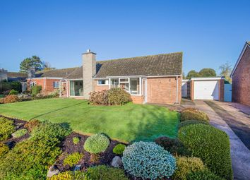 Thumbnail 3 bed bungalow for sale in Clyst Valley Road, Clyst St. Mary, Exeter