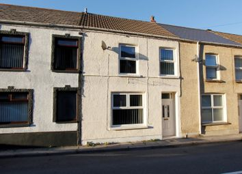 Thumbnail 3 bed terraced house for sale in Commercial Street, Abergwynfi