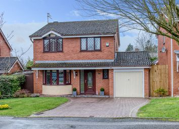 Thumbnail 4 bed detached house for sale in Elmstone Close, Hunt End, Redditch