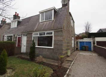 Thumbnail 2 bed semi-detached house to rent in Polmuir Road, Aberdeen