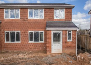 Thumbnail 3 bed semi-detached house for sale in Plot 3, Caunce Road, Wigan