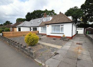 Thumbnail 3 bed semi-detached bungalow to rent in Heol Y Bont, Rhiwbina, Cardiff.