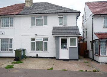 Thumbnail 4 bed semi-detached house for sale in Cullington Close, Harrow